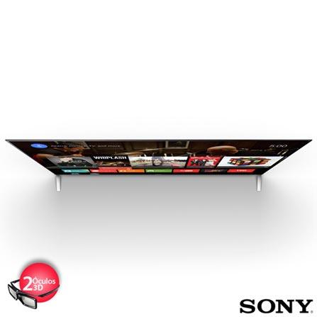 Smart TV 4K LED 3D Sony 65