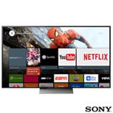 Smart TV 4K 3D Sony LED 65 com Motionflow 960, X-Reality Pro 4K e Wi-Fi - XBR-65X935D