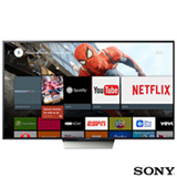 Smart TV 4K Sony LED 75 com Motionflow XR 960, Android TV e Wi-Fi - XBR-75X855D