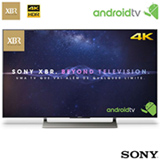 "Smart TV 4K Sony LED 75"" com 4K X-Reality Pro, Motionflow 960, Photo Sharing Plus e Wi-Fi - XBR-75X905E"