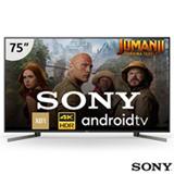 Android TV 4K UHD 75' Sony XBR-75X955G - mais cor e contraste, uma nova experiência de som e inteligência artificial