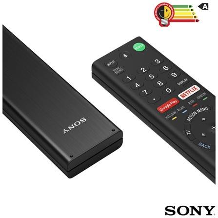 """Smart TV 4K 3D Sony LED 75"""" com Android TV, Motionflow 1440, Triluminos, 4K X-Reality Pro e Wi-Fi - XBR-75Z9D, Bivolt, Bivolt, Preto, Sim, Não especificado, 12 meses, 4K / UHD, Sim, De 70'' a 105'', 75'', LED"""