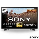 Android TV 8K 85' Sony XBR-85Z9G - a melhor TV da Sony com a verdadeira experiência de cinema e inteligência artificial