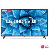 Smart TV 4K LG LED 55' com Controle Smart Magic e Wi-Fi - 55UN7310PSC