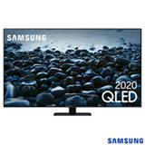 Samsung Smart TV QLED 4K Q80T 55', Pontos Quânticos, Modo Game, Som em Movimento, Alexa built in, Borda Infinita