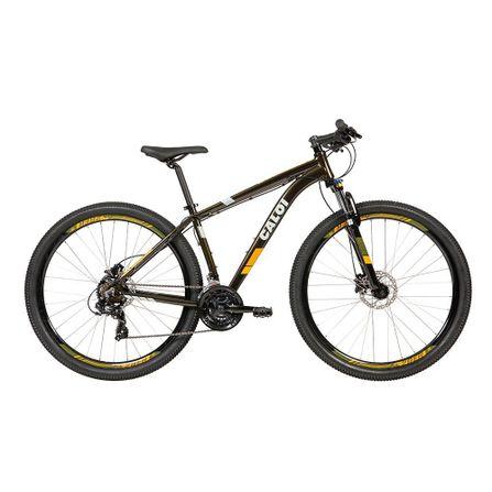 Bicicleta Caloi Two Niner Pro Aro 29 Susp. Dianteira 21 Marchas - Verde