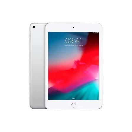 Tablet Apple Ipad Mini 5 Muu32bz/a Prata 256gb Wi-fi