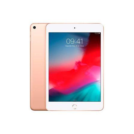 Tablet Apple Ipad Mini 5 Muu32bz/a Dourado 256gb Wi-fi