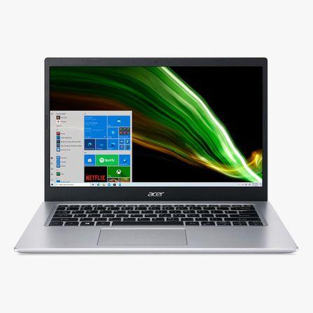 "Notebook - Acer A514-54g-586r I5-1135g7 2.40ghz 8gb 256gb Ssd Geforce Mx350 Windows 10 Home Aspire 5 14"" Polegadas"