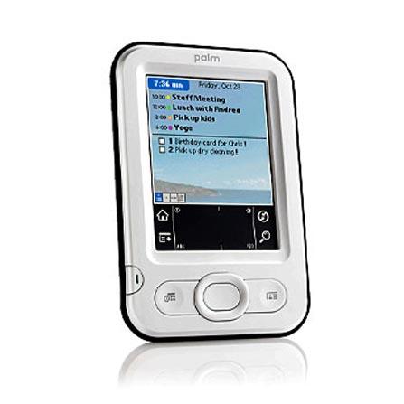 Palm Z22 32MB de Memória Flash com Capa de Silicone- PALMZ22, 110V, 220V, Bivolt, Bivolt, Branco, 12 meses