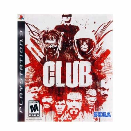 Jogo The Club para PS3