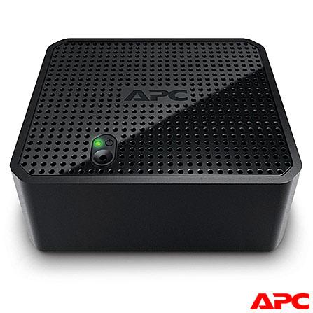 Estabilizador APC-Microsol CUBIC300-BR 300VA 110V com 4 Tomadas
