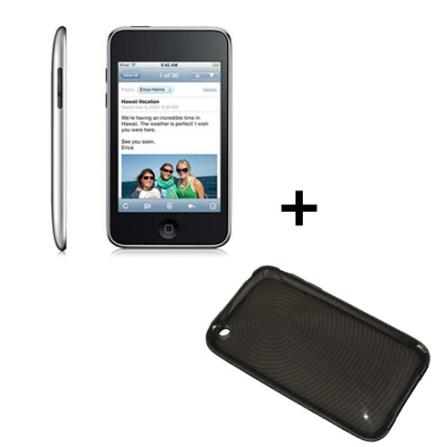 Compre iPod e leve junto capinha - Economize 59,00, AP