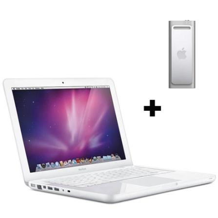 MacBook Core2Duo / 2GB + iPod shuffle 2GB Apple, AP