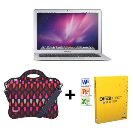 MacBook Air + Capa + Office Mac, AP