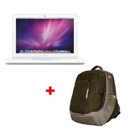 MacBook Core 2 Duo Apple + Mochila Kensington