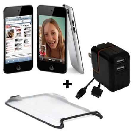 iPod touch 8GB, Tela 3.5