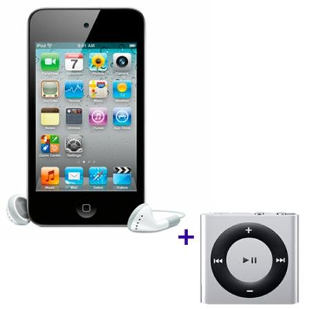 iPod touch com Memória de 8GB, LCD de 3.5
