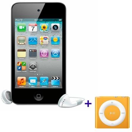 iPod touch com Memória de 64GB, LCD de 3.5