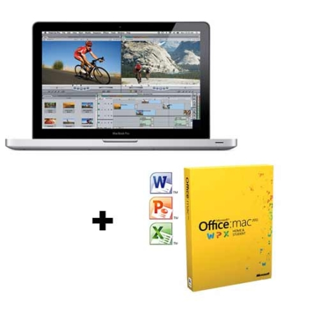 MacBook Pro Apple Core i5 + Office Mac 2011, AP