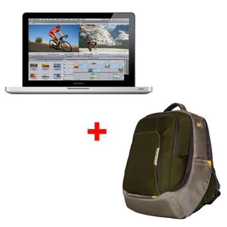 Macbook Pro Intel Core i5 + Mochila Kensington, AP