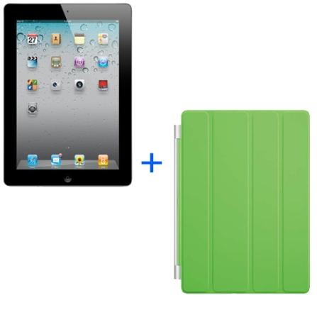 iPad 2 Preto MC769BRA com 16GB de Memória, Tela Multi-Touch 9.7