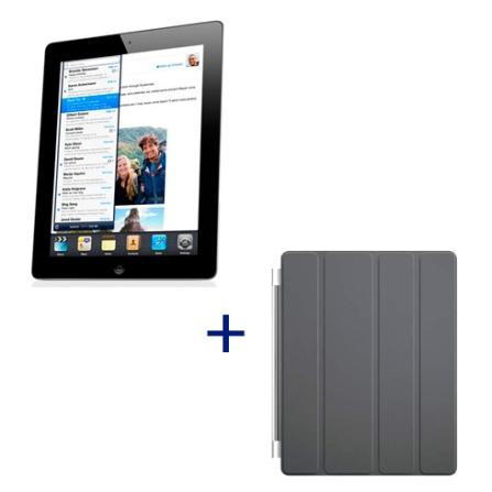 iPad 2 Apple com 16GB, Wi-Fi + Capa Apple