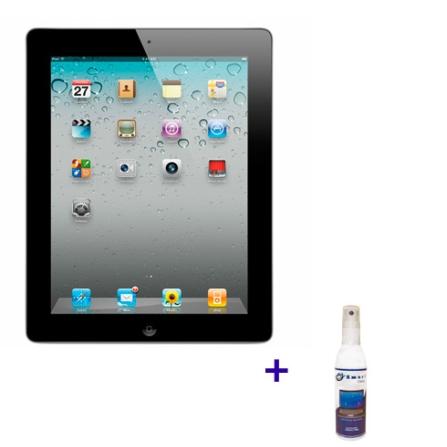 iPad 2 Apple Preto MC769BZA com 16GB de Memória, Tela Multi-Touch 9.7