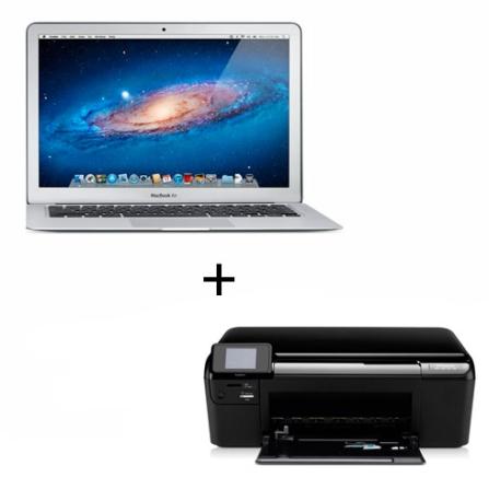 MacBook Air MC969BZA e Multifuncional