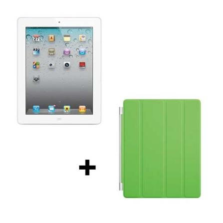 iPad 2 Apple Branco MC980BZA com 32GB de Memória, Tela Multi-Touch 9.7