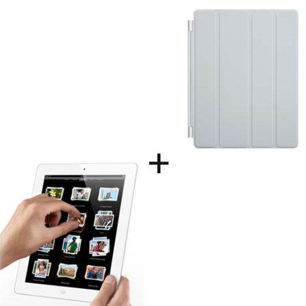 iPad 2 Apple Branco MC981BZA com 64GB de Memória, Tela Multi-Touch 9.7