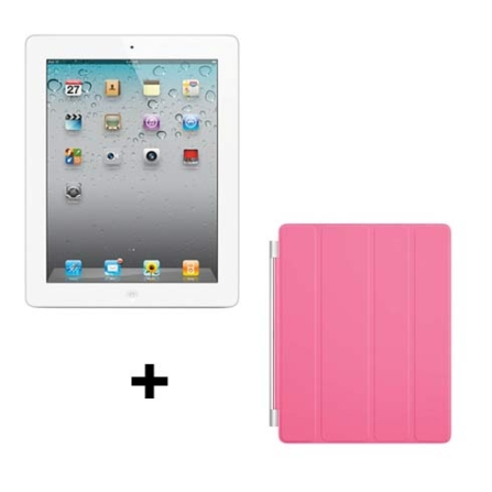 iPad 2 Apple com 16GB, Wi-Fi+3G + Capa Apple, AP