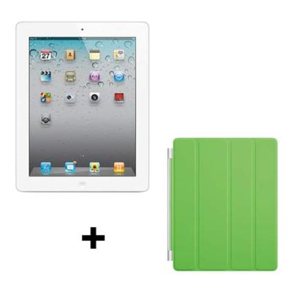 iPad 2 Apple com 16GB, Wi-Fi+3G e Capa Apple, AP