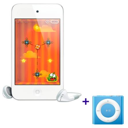 iPod touch Apple MD057 com Memória de 8GB, LCD de 3.5