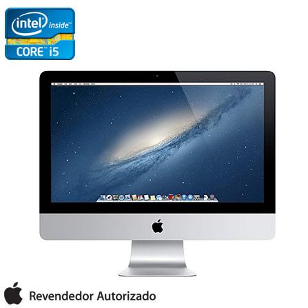 iMac Apple com 3ª Geração do Processador Intel Core i5 Quadri-Core 2.7GHz, 8GB de Memória, Disco Rígido de 1TB, Tela de