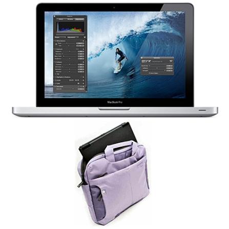 MacBook Pro Apple MD101BZA + Bolsa