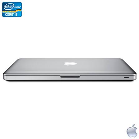 MacBook Pro Apple MD101BZA com Processador Intel Core i5 2,5GHz, 4GB de Memória, 500GB de HD, Tela 13,3