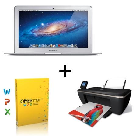 MacBook Air Apple c/ 1,08 KG, Intel Core i5, 4GB de Memória, 64GB de Armazenamento em Flash, 11,6