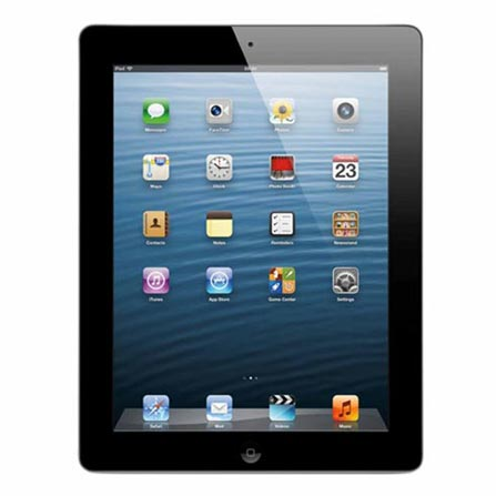iPad com Tela Retina Apple Preto com 64GB, Tela Multi-Touch 9,7