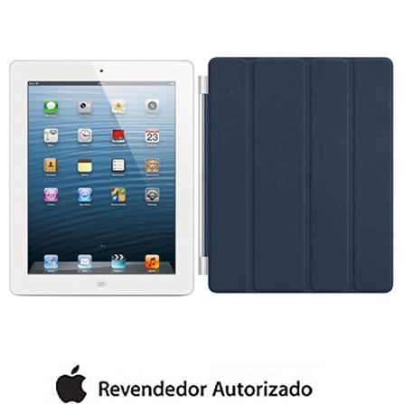 iPad com Tela Retina Apple Branco com 16GB, Tela Multi-Touch 9,7