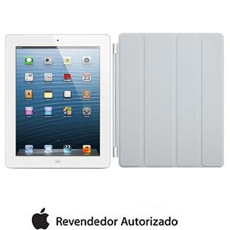 iPad com Tela Retina Apple Branco com 16GB, Tela Multi-Touch 9,7