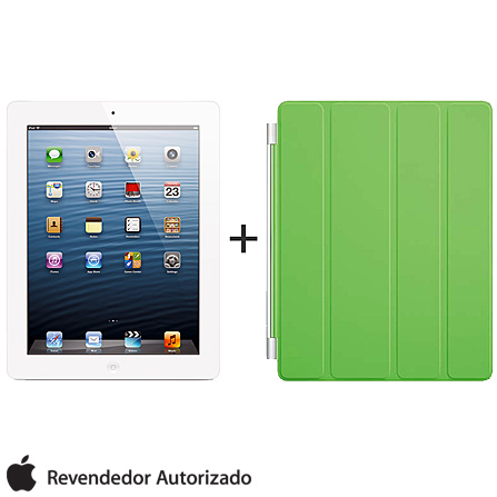 iPad com Tela Retina Apple 32GB Wi-Fi, AP