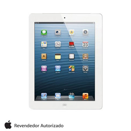 iPad com Tela Retina 32GB, Wi-Fi com Smart Cover, AP