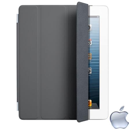 iPad com Tela Retina 64GB,Wi-Fi+4G com Smart Cover, AP