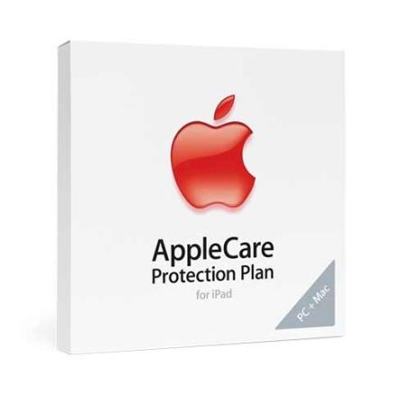 Plano Apple Care Protection para iPad e Novo iPad, Não se aplica