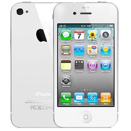 iPhone 4 Branco com Tela Retina de 3.5