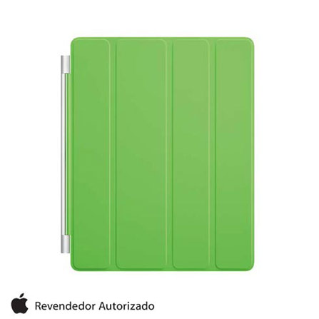 Capa Frontal Smart Cover para iPad 2, 3 e 4, Verde