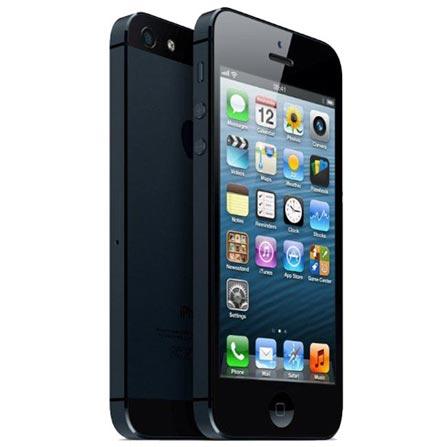 iPhone 5 Preto com Tela Retina 4