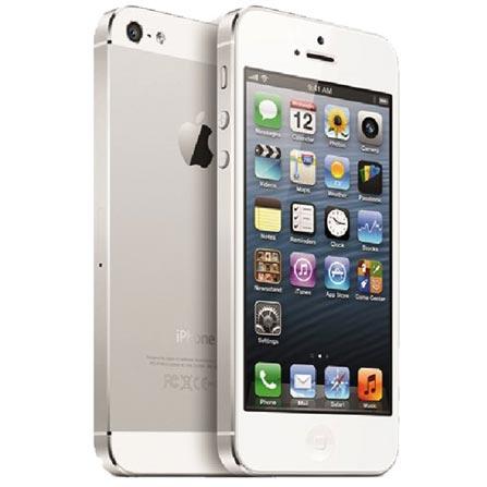 iPhone 5 Branco com Tela Retina 4