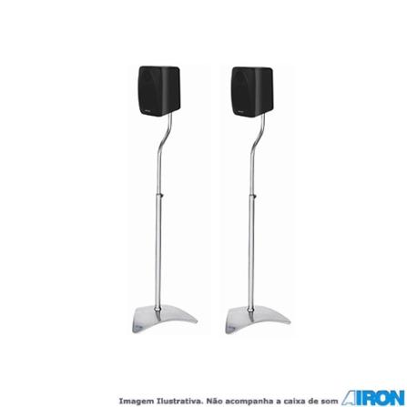 Par de Pedestais para Caixa Acústica Silver Airon, VD